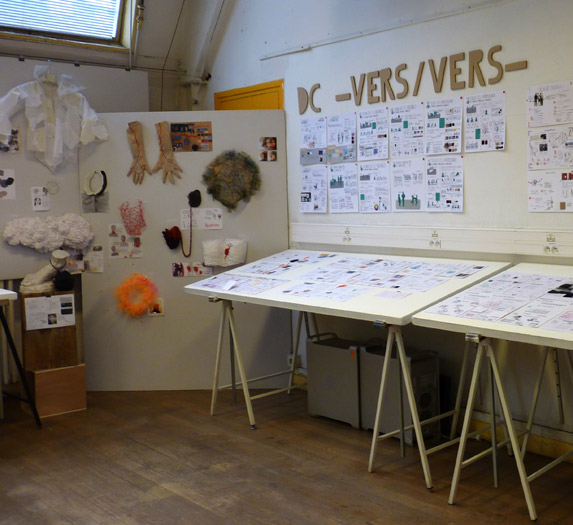 Sensibilisation à tous les domaines du design : espace, communication graphique, produit, culinaire et aussi aux métiers d'art.